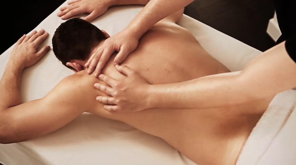 masaje tántrico y masaje prostático